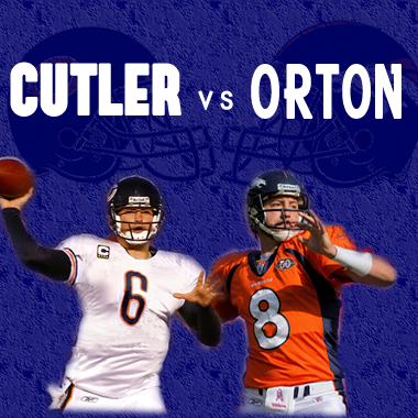 Cutler vs Orton