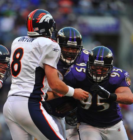 Orton vs Ravens